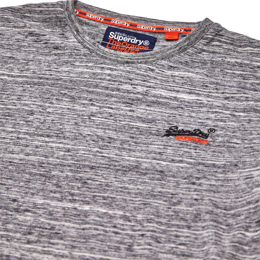 M1000 - M1000 - T-shirts - Regular - GRÅ MEL - 3